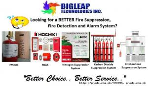 FIRE PROTECTION DISTRIBUTOR FM200, FDAS, AND MANY MORE!